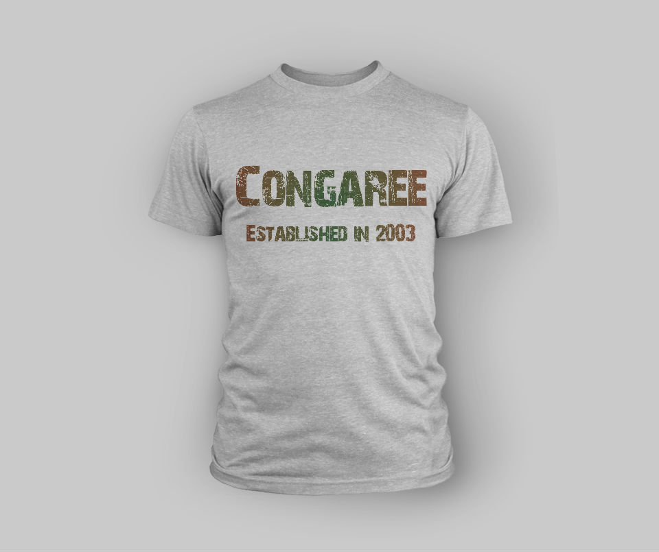 Congaree - Front