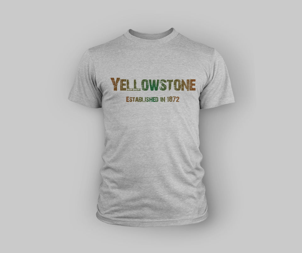 Yellowstone - Front